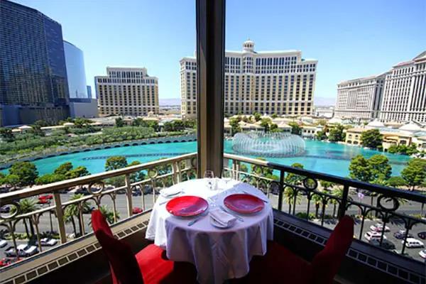 Où dîner à Las Vegas après son mariage ?