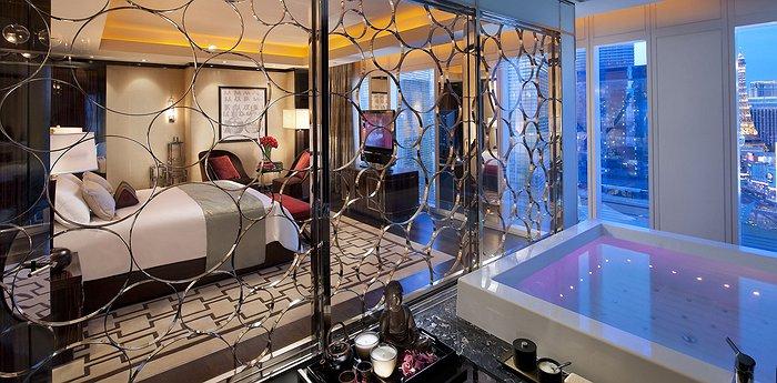 Quels sont les meilleurs hôtels pour votre voyage de noces à Las Vegas ?