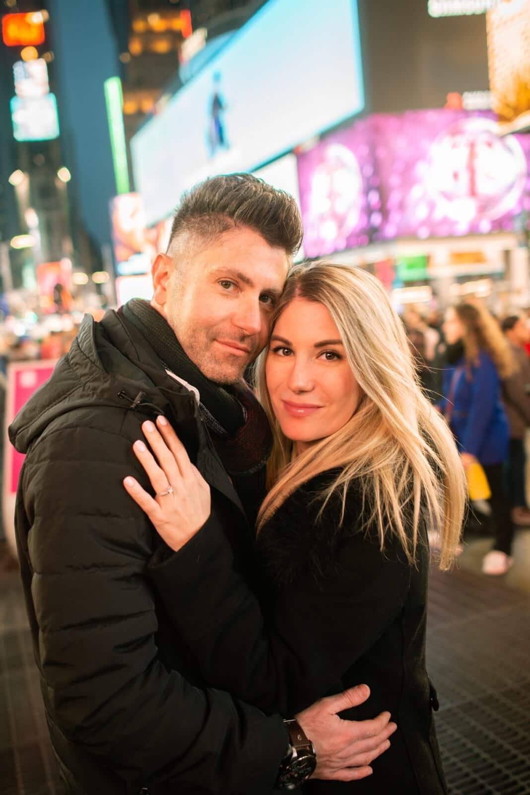 Coralie and Vincent, officiants in Las Vegas